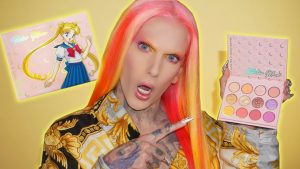 Sailor Moon x ColourPop Makeup… Is It Jeffree Star Approved?!