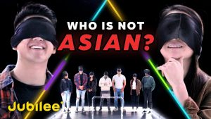 6 Asians vs 1 Secret Non-Asian