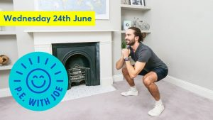 PE With Joe | Wednesday 24th June